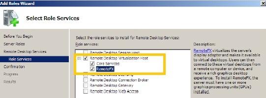 Windows 7 SP1: RemoteFX  Steps to provide the same user experience