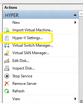 Hyper v replica broker step by step