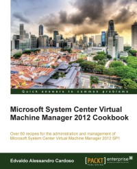 System Center Virtual Machine Manager 2012 Book