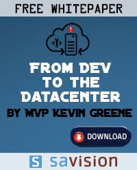 From Dev to the Datacenter